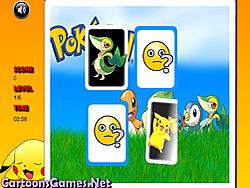 Pokemon Matching game