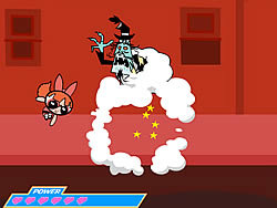 Permainan Powerpuff Girls: Zombgone