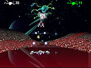 Play Attack of the infectrons Game