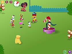 JoJo's Funny Farm Parade game