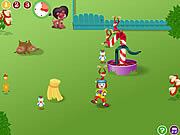 JoJo's Funny Farm Parade game