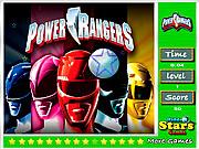 juego Power Rangers Hidden Stars