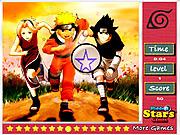 Naruto Hidden Stars game