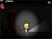 Play Alan haunted school Game