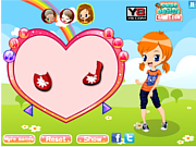 Play Rope skipping dressup Game