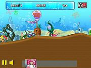 Play Spongebob cycle race 1 Game