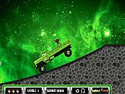 Play Ben 10 aliens truck Game