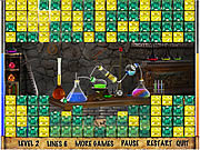 Magical Recipe Puzzle game