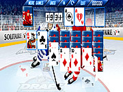Play Ice cards solitaire Game