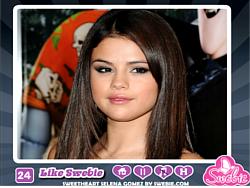 Sweetheart Selena Gomez game