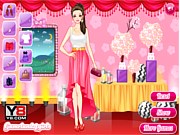 Play Celebrate in style dress up Game