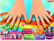 Play Spring nail art design Game
