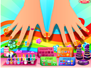 Spring Nail Art Design game