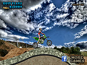 Play Motocross drifter Game