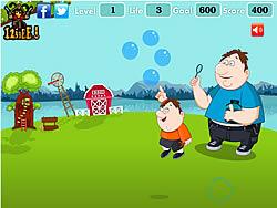 Pop the Bubbles game