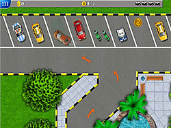 玩免费游戏 Parking Mania Game