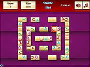 Shape Mahjong game