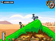 League Motocross game