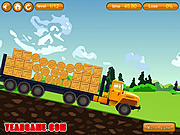 Play 10 wheeler crazy freight Game