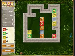 Blocks fever game
