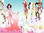 Rose bride dressup Spiele