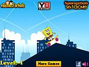 Play Spongebob skateboard Game