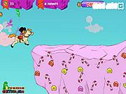 Play Dora and unicorn Game