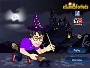 Play New harry potter dress up Game