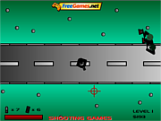 Play Stickman hunter Game