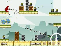 Rico Ninja game