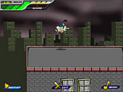 Play Rooftop skater Game