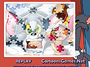 Play Tom and Jerry Sorty My Jigsaw game