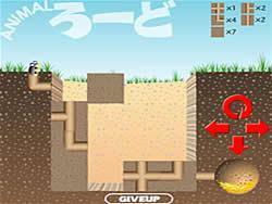 Spielen Sie das Gratis-Spiel  Animal Maze
