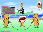 Play Jumping lope Game