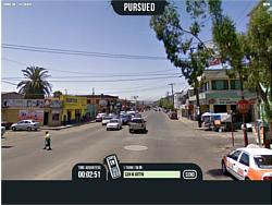 Pursued - Where Am I? game