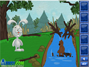 Rudolf The Rabbit game