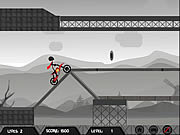 Stick out Bike Challenge game