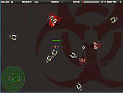 Zombie Assassin game