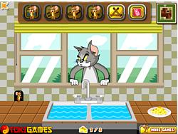 Gioca gratuitamente a Tom and Jerry Cheese War