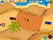 Play Ultimate island racing Game