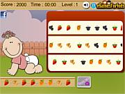 Play Baby fruit fun Game