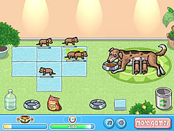 Mama Dog game
