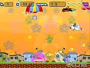The Tankman SpongeBob game