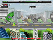 Play free game Hulk Escape