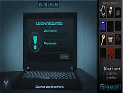 Firewall game