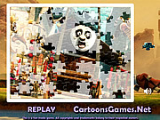 Play Kung fu panda sort my jigsaw Game
