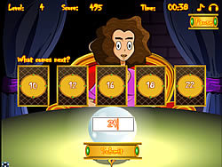 Brain Sequence game