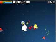 Play Space shootout Game