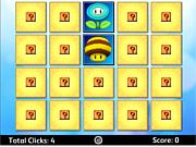 Play Mario - memory Game
