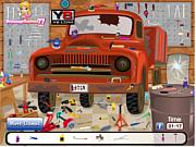 Play Dads garage Game